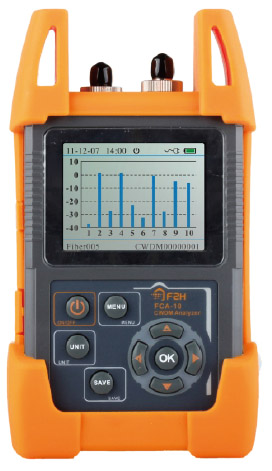 FCA-10 CWDM Analyzer