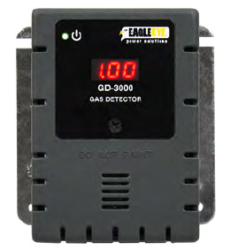 GD-3000 Combustible Gas Detector