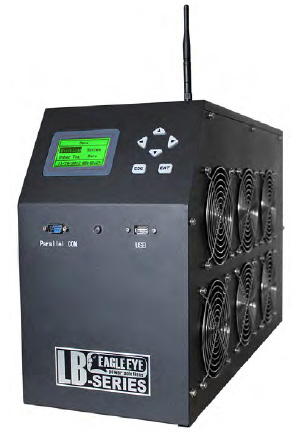 LB-Series DC Load Banks